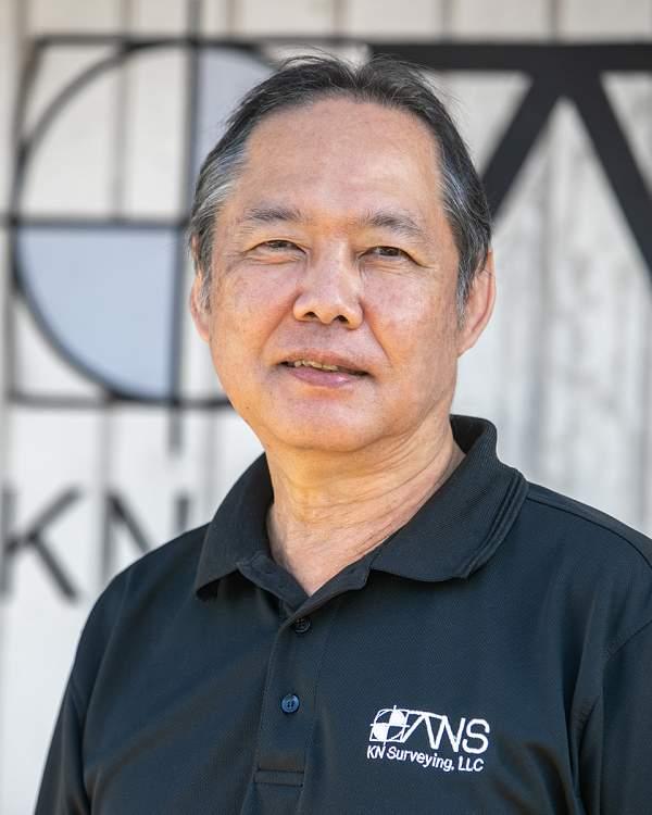 Karl Nishio, KN Surveying, Honolulu
